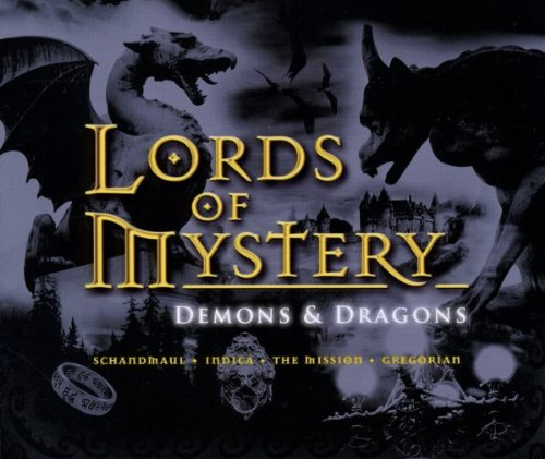 Lords of Mystery-Demons & Dragons