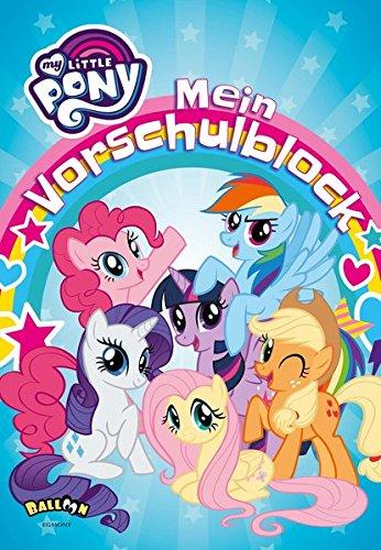 My Little Pony - Mein Vorschulblock