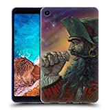 Head Case Designs Officiel Ed Beard Jr Pirate De Barbe Noir Médiéval Étui Coque en Gel Molle pour Xiaomi Mi Pad 4