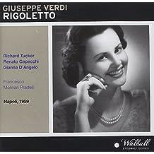 Tucker, Capecchi, Pirazzini / Prade - Verdi: Rigoletto (San Carlo 1959)