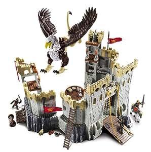 Amazon.de:Mega Bloks 96121 - King Arthur König Artus Hof