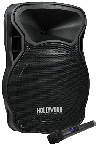 "HOLLYWOOD the Starsound - mobile Beschallungsanlage""MB-15"" 