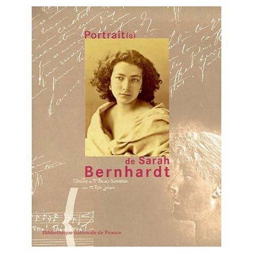 Portraits de Sarah Bernhardt