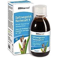 Spitzwegerich Hustensaft V | Medikament | Husten - Erkältung | ascopharm | 250 ml preisvergleich bei billige-tabletten.eu