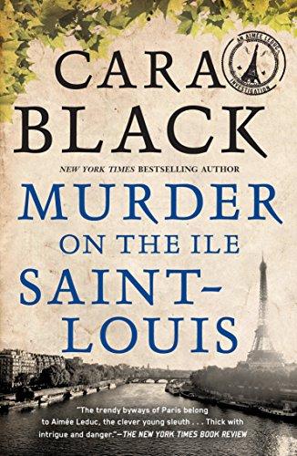 Murder on the Ile Saint-Louis  (Aimee Leduc Investigation 7)