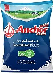Anchor Full Cream Milk Powder Pouch, 2.25  kg