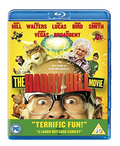 The Harry Hill Movie [Blu-ray] [UK Import]