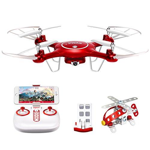 Preisvergleich Produktbild Syma X5UW FPV RC Quadrocopter Drohne mit HD Kamera WiFi Live Handy Steuerung