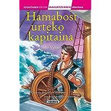 Hamabost Urteko Kapitaina (Susaetaren eskutik irakurri - 3.maila)