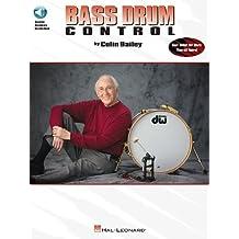 Bass Drum Control Drums Book/Cd