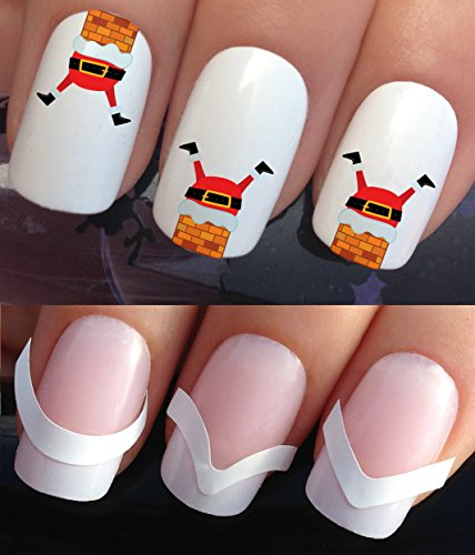 christmas-nail-art-set-stickers-decals-water-transfers-plus-x48-french-manicure-tip-guides-784-172-x