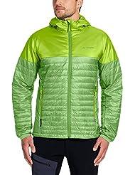 VAUDE Men 's Freney Jacket III Chaqueta, primavera/verano, hombre, color manzana, tamaño XL