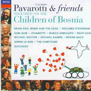 Pavarotti und Friends (Together For The Children Of Bosnia) (Live Modena 12.09.1995)