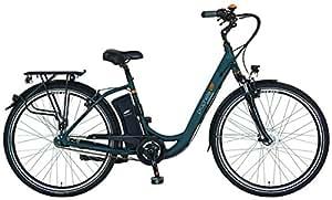 """Prophete E-Bike, 26"""", Geniesser e8.6,Vorderradmotor, 36V, 250W, max. 30Nm, 7-Gang Nabenschaltung , SAMSUNG SideClick Lithium-Ionen, 36V, 10,4Ah (374Wh), Rücktrittbremse, Alu-Urban-Premium-Rahmen CUBUS"""