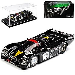 Kyosho Porsche 962 C 24H Le Mans 1986 Kremer Racing 1/43 Modell Auto