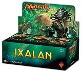 Magic the Gathering MTG-XLN-BD-DE Ixalan Booster Display (36 Packs) -Deutsch