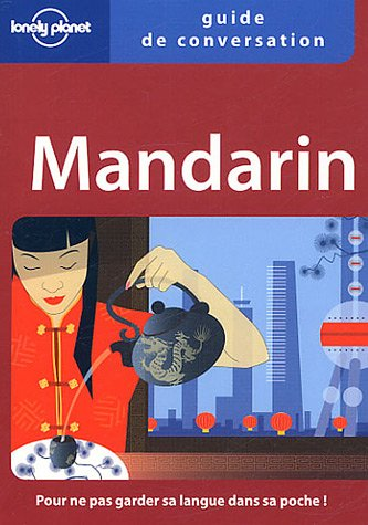Mandarin - Guide de conversation - Lonely Planet