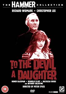 To the Devil a Daughter [DVD] [1976]
