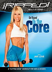 Get Ripped: Ripped to the Core [DVD] [2006] [Region 1] [US Import] [NTSC]