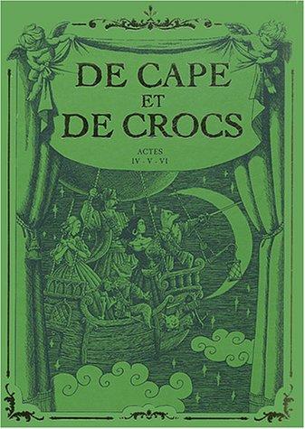 De cape et de crocs, tome 6 : Luna incognita (1 livre + coffret cartonné vide)