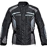 Unbekannt Motorradjacke, Motorradschutzjacke Road Tour Textiljacke 3.0 schwarz XL