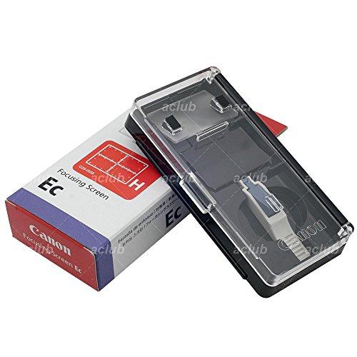 Canon 4724A001 Mattscheibe Ec-H in transparent für Canon EOS Kameras