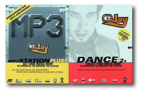 eJay Bundle: MP3 Station Plus! + Dance eJay 2 Mp3-bundle