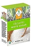 #2: Real Life ORGANIC White Organic Sugar, 1 Kg