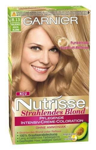 garnier-nutrisse-strahlendes-blond-intensiv-creme-coloration-813-goldenes-aschblond