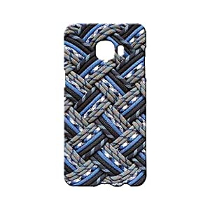 BLUEDIO Designer Printed Back case cover for Samsung Galaxy C7 - G4275