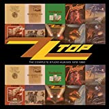 The Complete Studio Albums 1970-1990 (10 CD) by ZZ Top (2013-08-03)