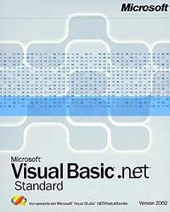 MS Visual Basic .NET Std. 2002 CD