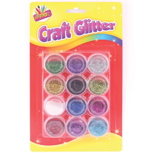 artbox-metallic-colour-glitter-pot-pack-of-12