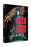 Rexosaurus (Doctor Mordrid) - Full Moon Collection No. 2 - 2-Disc Limited Collector's Edition (Blu-ray & DVD - Limitiertes Mediabook auf 222 Stück, Cover A)