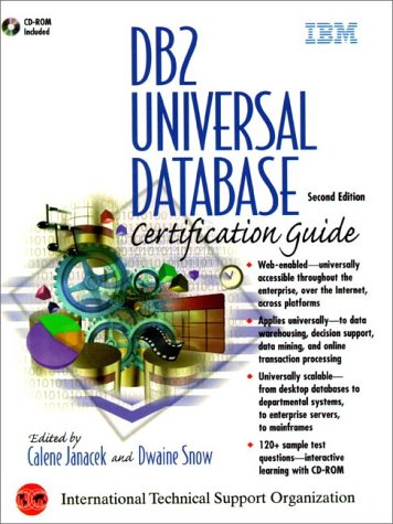 DB2 Universal Database Certification Guide por Grant Hutchinson