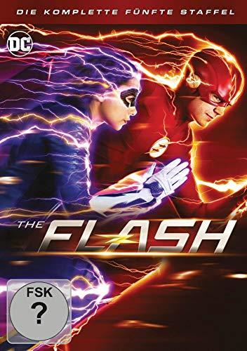 The Flash - Staffel 5 (5 DVDs)