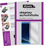 dipos I 6X Schutzfolie klar passend für Bluboo S8+ Folie Bildschirmschutzfolie