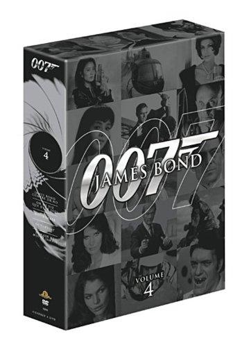 timate vol. 4 - Coffret 5 DVD : James Bond contre Dr No / On ne vit que deux fois / Moonraker / Octopussy / Demain ne meurt jamais [FR Import] ()