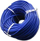 Silicone Tube Vacuum Hose 3 mm Blue Turbo
