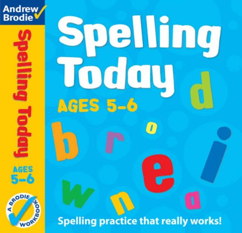 Spelling Today for Ages 5-6