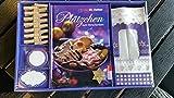 Artra 2 x Plätzchen Backbuch zum Verschenken Dr.Oetker Gastgeschenk Geschenkbox Geschenkkarton