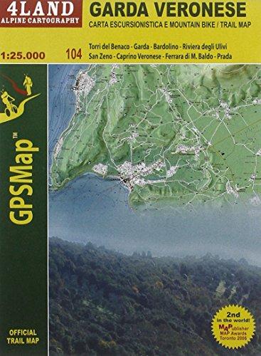 Garda veronese (GPS map) por Remo Nardini