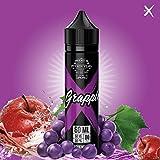 E-Liquide Grapple by FFX de Fcukin Flava 0mg 60ml - Sans nicotine ni tabac - Vente interdite au moins de 18 ans - AMAVAPE