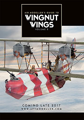 Wingnut Wings. Volume 2 (Air Modeller's Guide) por AFV Modeller Publications
