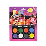 AsianHobbyCrafts Non Toxic Face Paint; S...