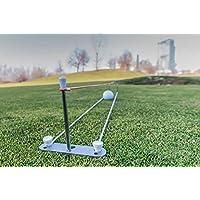 "Putt Improver ""Green/Outdoor, Original, de ayuda de entrenamiento para, Absolute novedad, New Golf Putt Entrenamiento Aid, Exterior, Improve Your Putting, inmediata mejor putten, Golf Tool from Beginners to Pro, Lightweight, Super Practical, Easy to Store,"