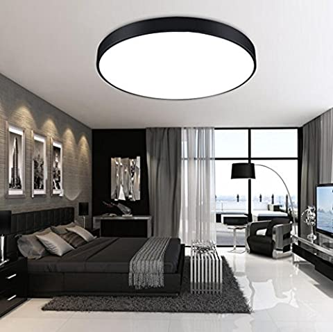 Longless LED, lampe de table, lampe de plafond, chambre à coucher, salle de séjour, balcon, lampe, lampe, prix, lampe, bureau, 40CM
