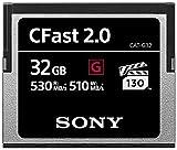 Sony 32GB CFast 2.0Profesional Flash Tarjeta de Memoria