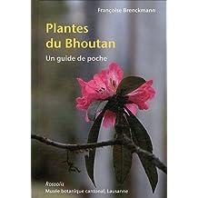 Plantes du Bhoutan : Un guide de poche