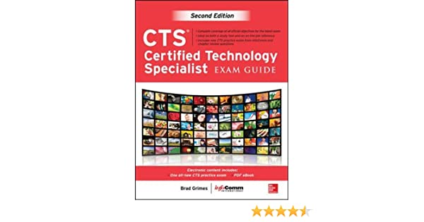 Buy cts certified technology specialist exam guide second edition buy cts certified technology specialist exam guide second edition book online at low prices in india cts certified technology specialist exam guide fandeluxe Gallery